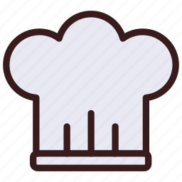 chef, cooking, food, hat, kitchen icon
