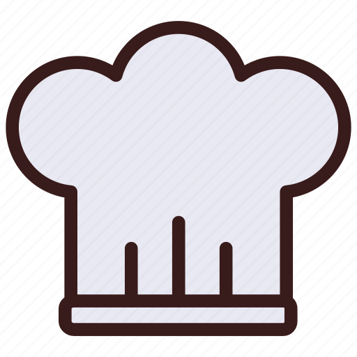Chef, cooking, food, hat, kitchen icon - Download on Iconfinder
