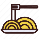 fastfood, food, kitchen, noodle, ramen, spaghetti icon