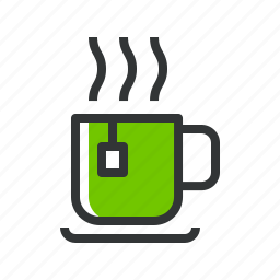 comfotable, cup, food, restaurant, tea icon