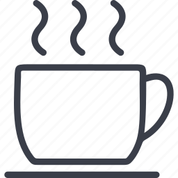 coffee, food, restaurant, tea icon