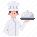 chef, cooking, cuisine, food, meal, plate, restaurant