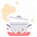 hotpot, food, pot, cooking, hot, cook, meal