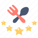 five, quality, ranking, rating, review, service, star icon