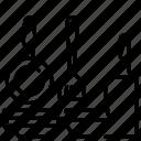 dish, equipment, kitchen, pan, plate, restaurant, turner icon
