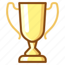 achievements, award, prize, winner icon