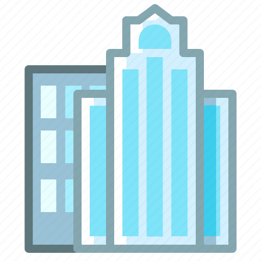 building, business, company, office icon