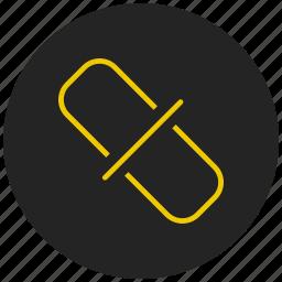 attach document, attach file, attachment, email attachment, paper clip icon