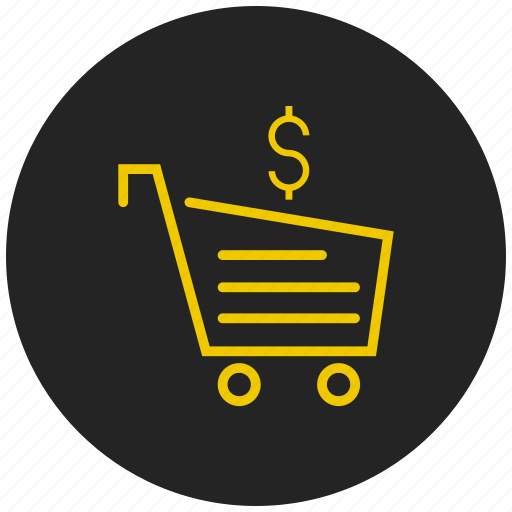 add product, billing, buy products, checkout, retail, shopping basket, shopping cart icon