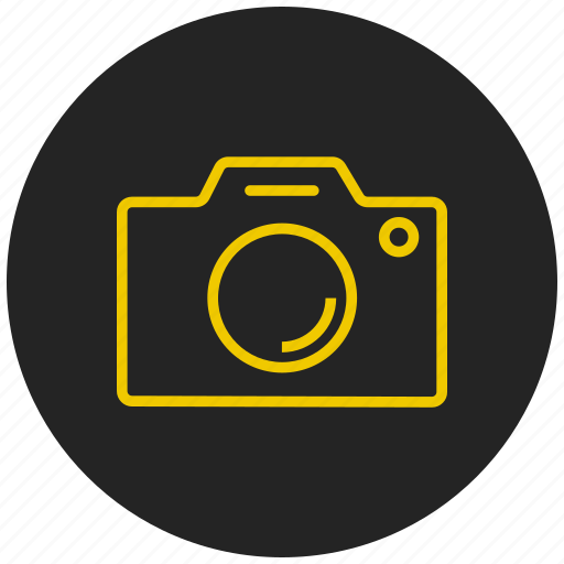 camera, digital, image, photo, photo gallery, picture, snapshot icon