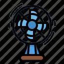 air, conditioner, fan, furniture, retro