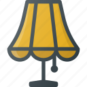 lamp, vintage icon