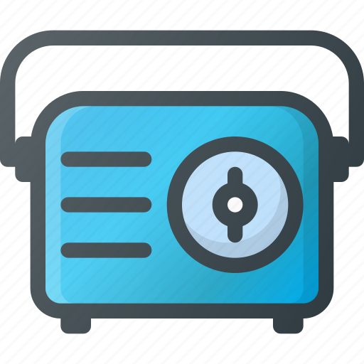 Old, radio, retro icon - Download on Iconfinder