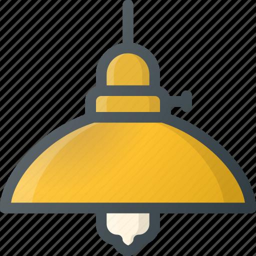 Light, old, retro, vintage icon - Download on Iconfinder