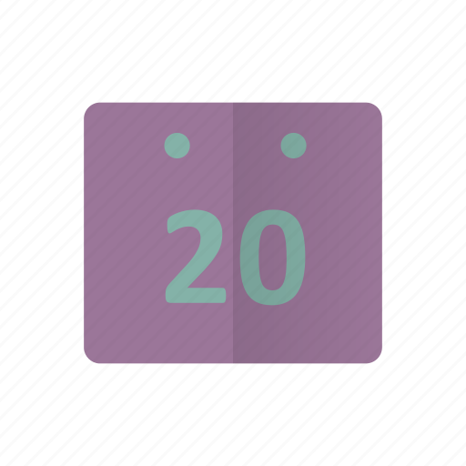 appointment, calendar, events, reminders, retro icon