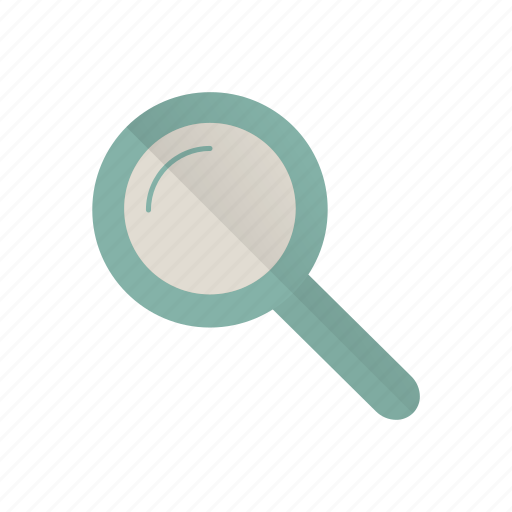 find, magnifying glass, retro, search, zoom icon