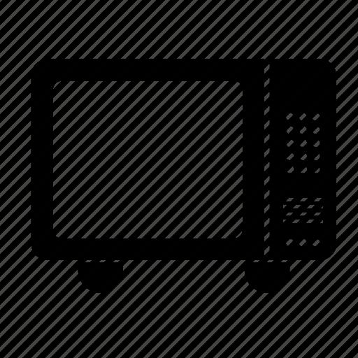 appliance, home, retro, television, televisor, tv, vintage icon