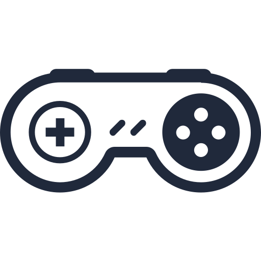 Video Game Controller Icon Console, contro...