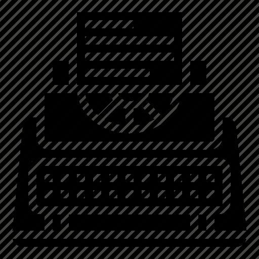 Copyright, electronic, technology, typewriter icon - Download on Iconfinder