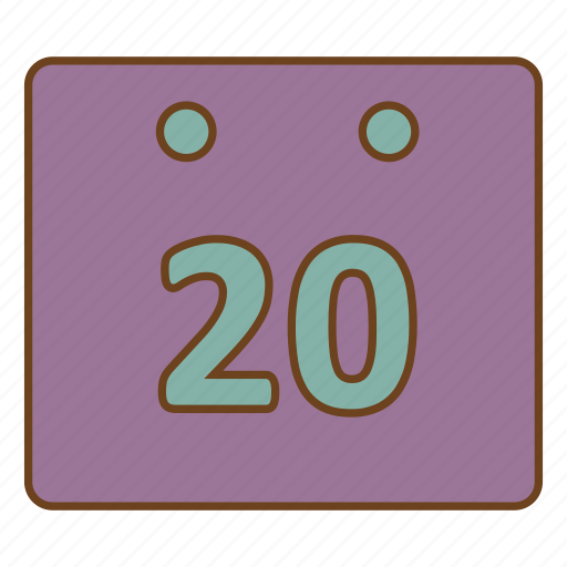 appointment, calendar, event, reminder, retro, ui, user interface icon