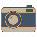 camera, capture, retro, ui, user interface icon