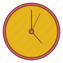 clock, retro, stopwatch, time, timer, ui, user interface icon