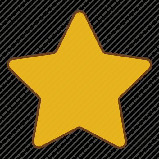 bookmark, favorites, like, retro, star, ui, user interface icon