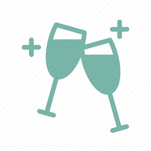 cheers, drink icon