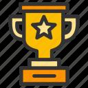 achievement, award, contest, reward, trophy icon