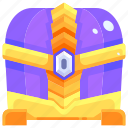chest, treasure icon