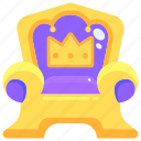 aristocracy, medieval, miscellaneous, monarchy, royalty, throne