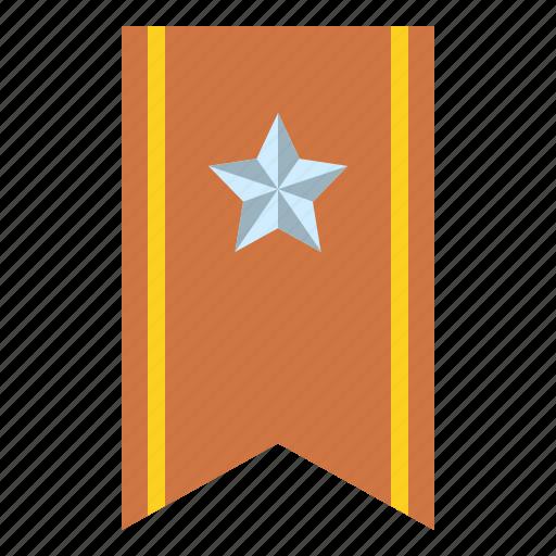 Badge, rank, reward, star icon - Download on Iconfinder