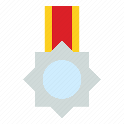 Badge, level, medal, reward icon - Download on Iconfinder