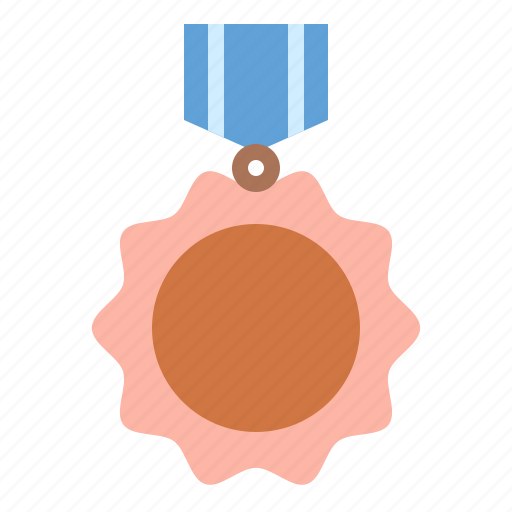 Badge, competition, level, medal icon - Download on Iconfinder