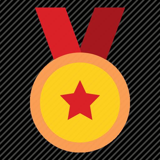 Champion, medal, reward, top icon - Download on Iconfinder