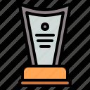 award, certificate, trophy
