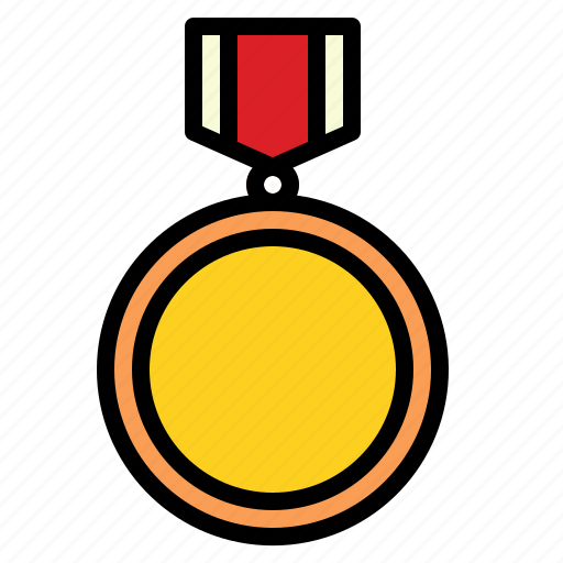 badge, good, honor, medal icon