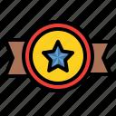 badge, quality, rank, reward, star