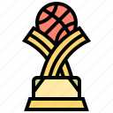ball, championship, cup, sport, trophy icon