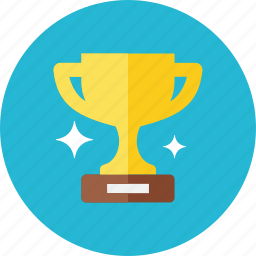 cup, prize icon