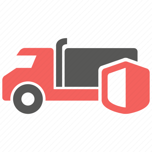 auto, commercial, delivery, insurance, logistics, transport, truck icon