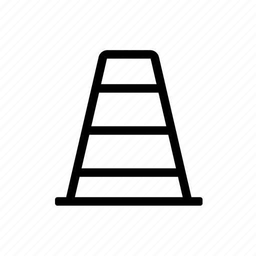 Cone, construction, road, traffic icon - Download on Iconfinder
