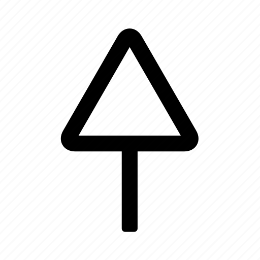 Road, sign, triangle icon - Download on Iconfinder