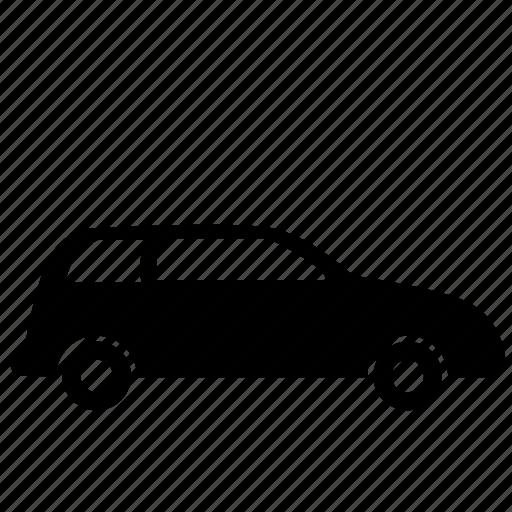 auto, automobile, car, drive icon