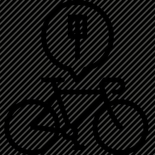 bicycle, life, road, screw, service, setup, yumminky icon