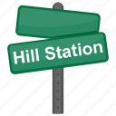hill station, hill warning, road sign, traffic alert, traffic sign icon