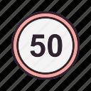 limit, speed, speed limit, speedometer