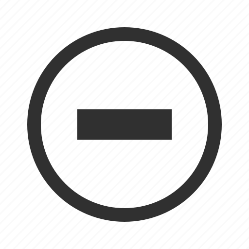 entry, forbidden, no, prohibited icon