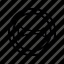 attention, horn forbidden, warning icon