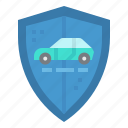 car, check, insurance, protection, safety icon